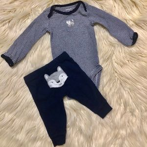 2pcs Carter's outfit